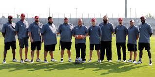 Irwin County Football Staff